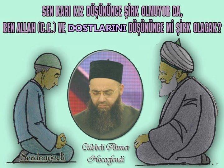Cubbeli Ahmet Mahmut Unlu - RABITA